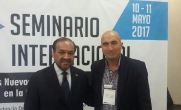 Rodríguez finalizó su participación en el Seminario de Gobierno de Montevideo