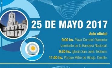Celebración por el 207º aniversario de la Revolución de Mayo