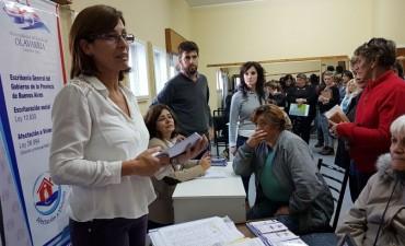 Regularización Dominial: se inició el cronograma de trámites en las localidades