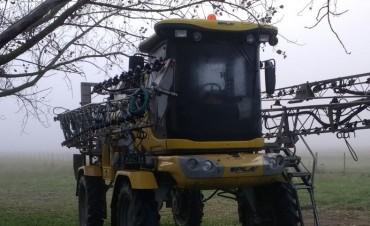 Policía Rural de Olavarría recupera máquina agrícola