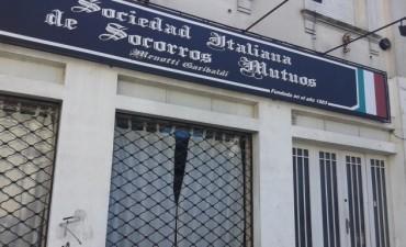 """Presentación de """"Historias de Aluntinos en Olavarría"""", San Marco D'Alunzio"""""""