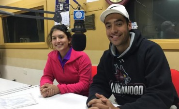 Paula y Facundo nos visitaron para compartir sus experiencias