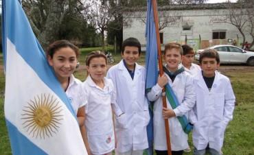 Blanca Grande festejó el 25 de mayo