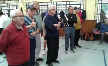 Bonaerenses: más resultados de adultos mayores