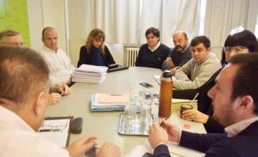 Horas antes del tratamiento, funcionarios municipales defendieron la Rendición de Cuentas en el Concejo Deliberante