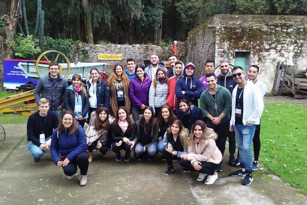 Estudiantes de Turismo de la UADE visitaron los Museos Municipales