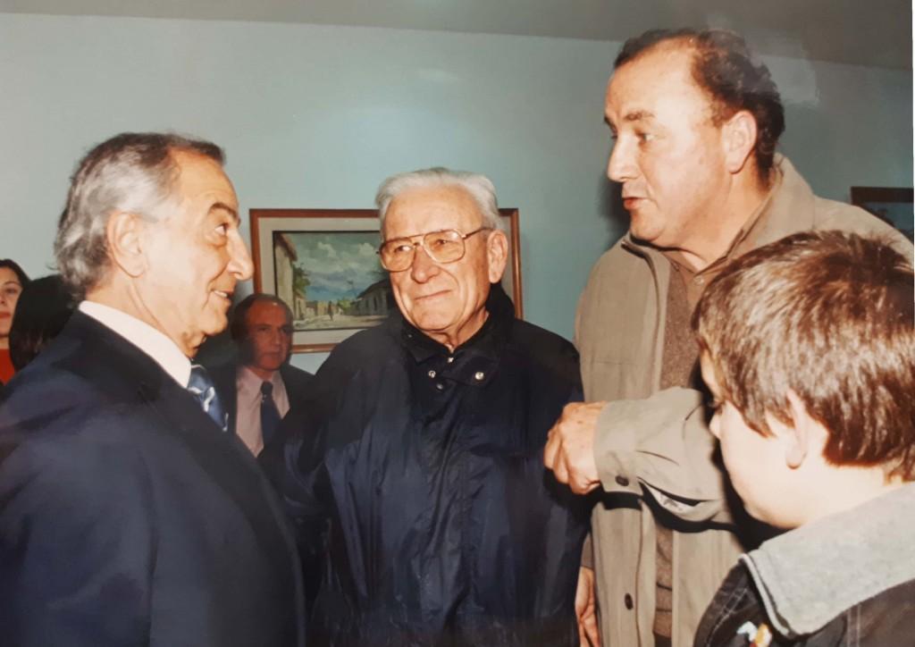 El CECO se expresa ante el fallecimiento del ex Secretario General Norberto Walter Santellán