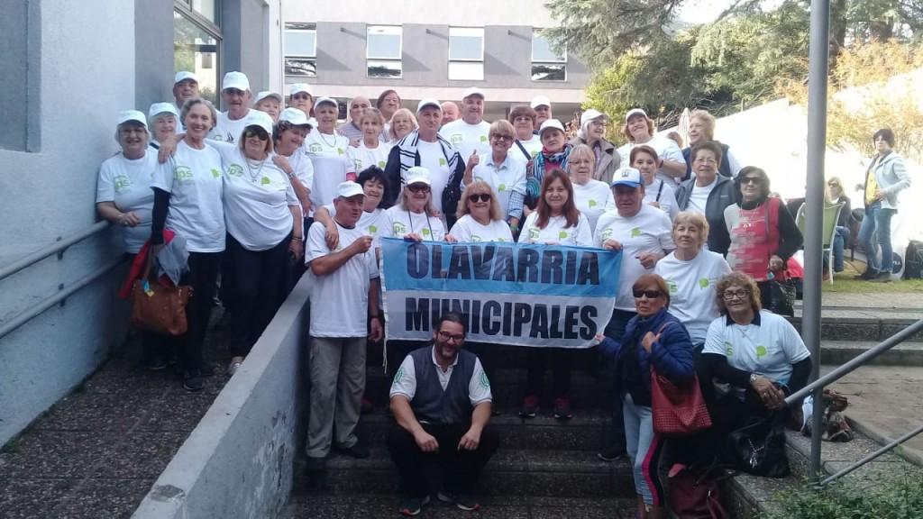 Jubilados Municipales retornan de Villa Carlos Paz