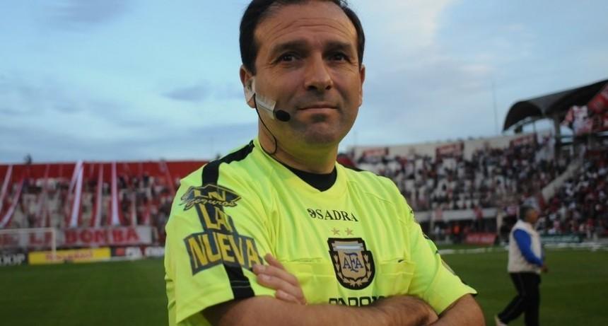 Juan Pablo Pompei: su despedida del arbitraje