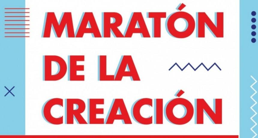 12° Maratón de la Creación en la Alianza Francesa de Olavarría