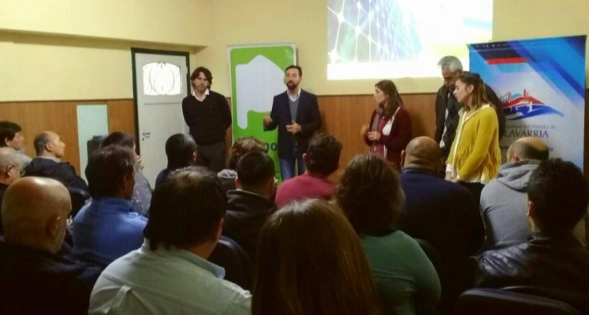 El Municipio adhiere al programa de Promoción para la utilización de energías renovables