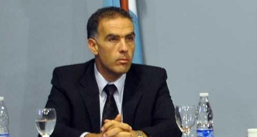 Volante termina su mandato en el Colegio con la sesión del Consejo de la Magistratura en Azul
