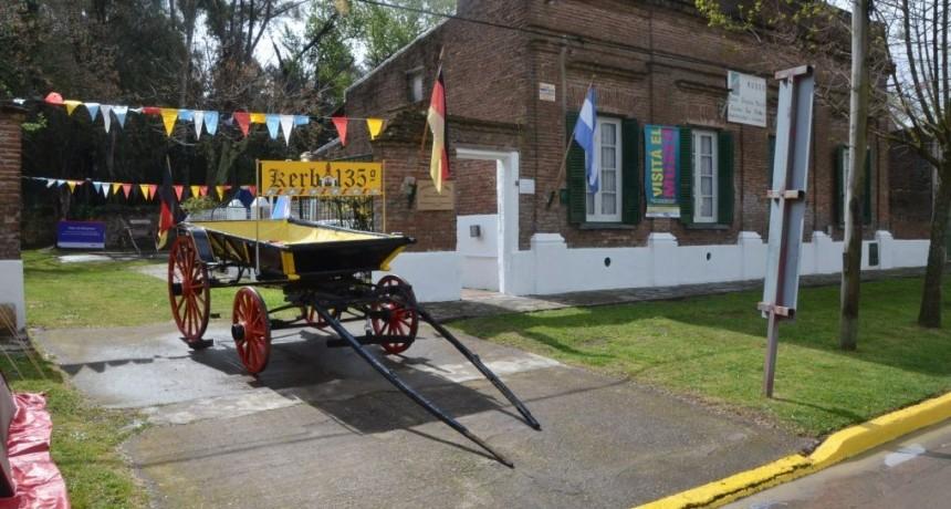 """""""Unidos por nuestra Argentina"""" en el Museo de Colonia San Miguel"""