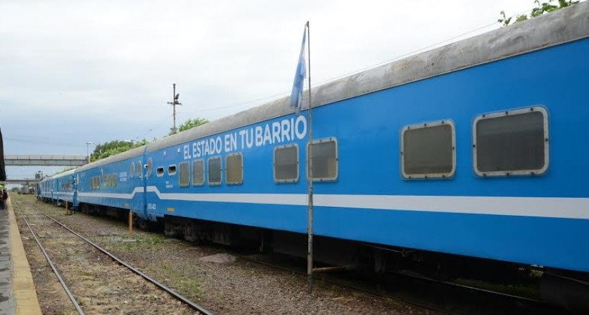 Beneficiarios de IPS viajarán en tren con un 40% de descuento
