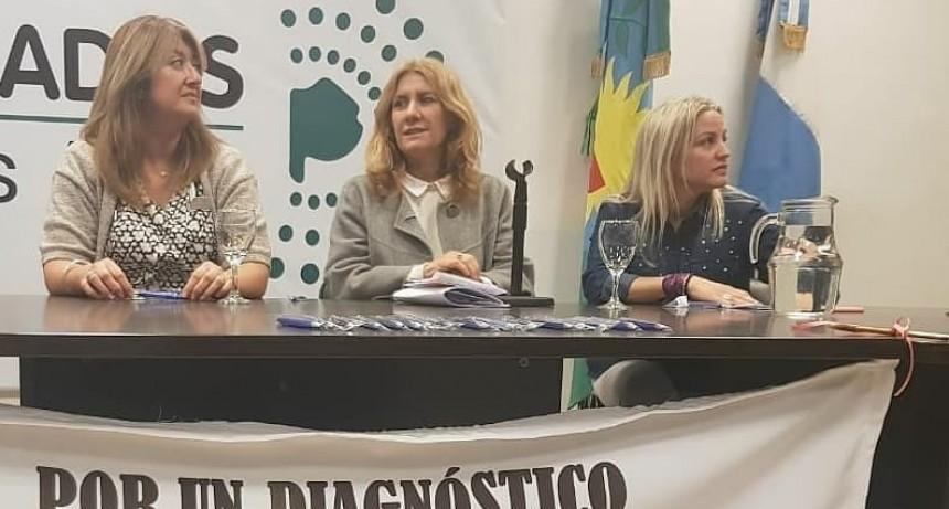 """Lordén participó de la conferencia abierta """"Prevención y Diagnóstico Precoz de la Preeclampsia"""""""
