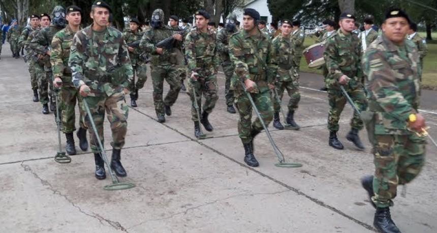 A 208 años de la formación del Ejército argentino