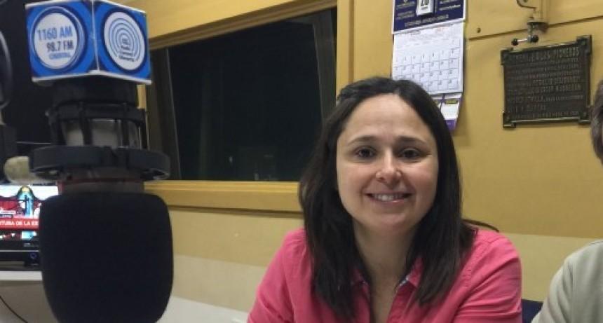 Despidieron a Fernanda Araneo del HCD