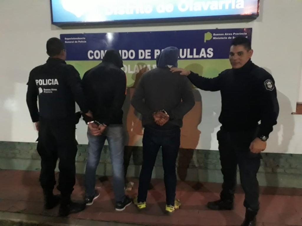 Robaron dos despensas en el barrio Hipólito Yrigoyen