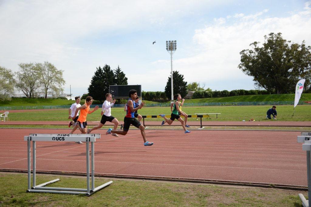 El Municipio proyecta la construcción de una pista de atletismo en Parque Avellaneda