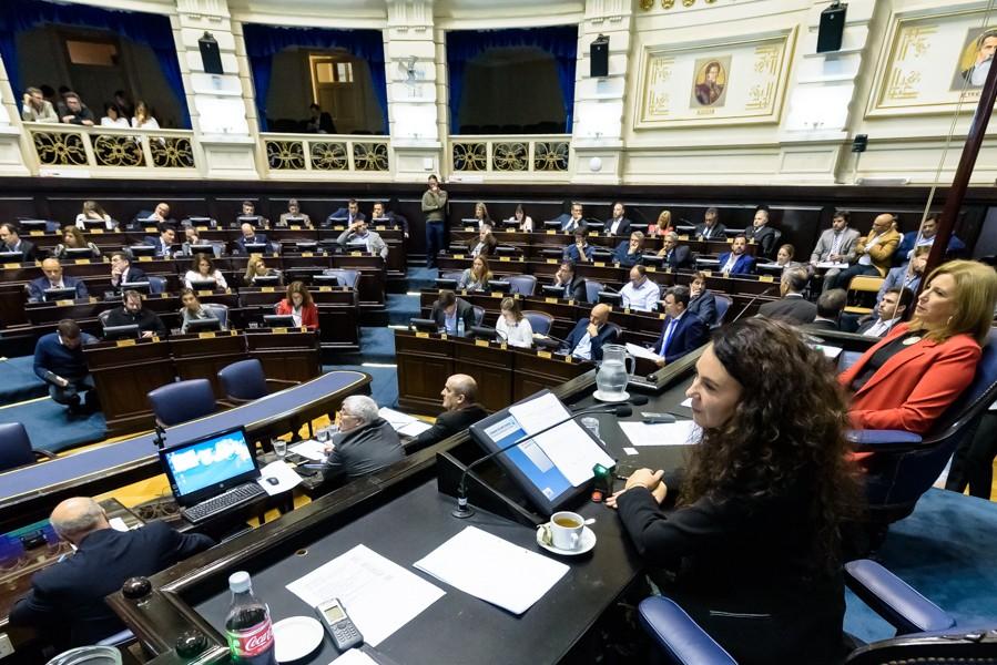 Diputados licenció a Mosca, su presidente, por la investigación que lo acusa de acoso sexual