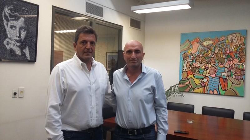 Eduardo Rodríguez acompaña la iniciativa de Sergio Massa para proteger a los tenedores de créditos UVA