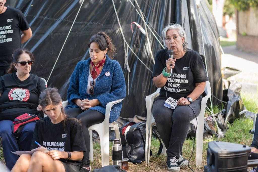 'La policía mata y en el 90% de los casos, sale impune'
