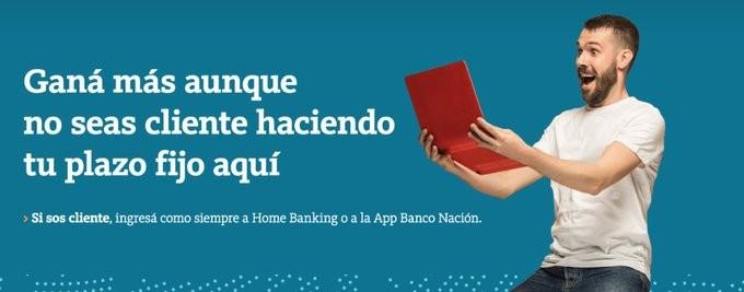 El Banco Nación al frente del boom de los plazos fijos