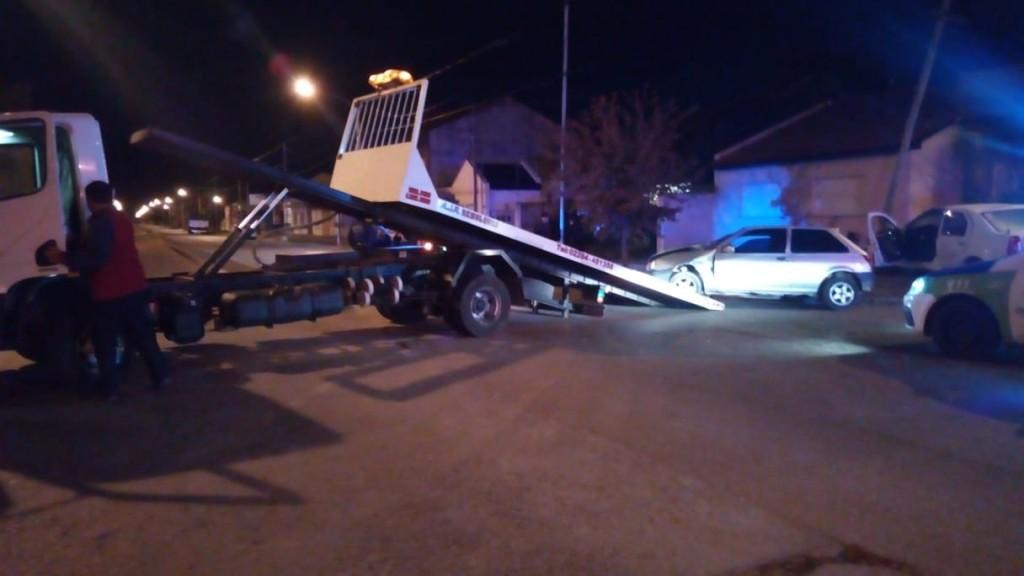 Secuestran vehículos en el marco de operativos de tránsito