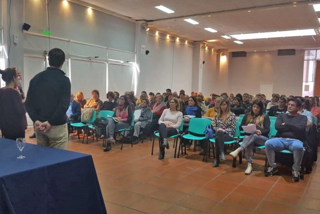 Más de 120 entidades participaron de la capacitación del Registro Provincial de Organizaciones de la Comunidad