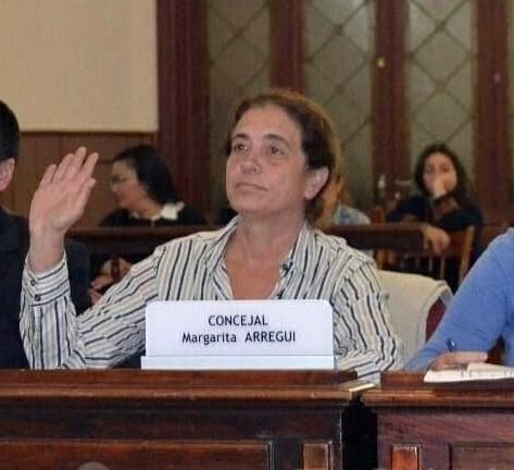 Arregui: 'Teníamos deuda que el intendente Galli pagó en un mes y medio'