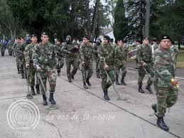 Se celebra el día del Ejército