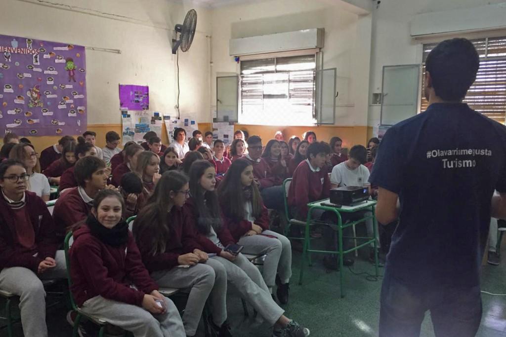 Olavarría conoce Olavarría en Rosario