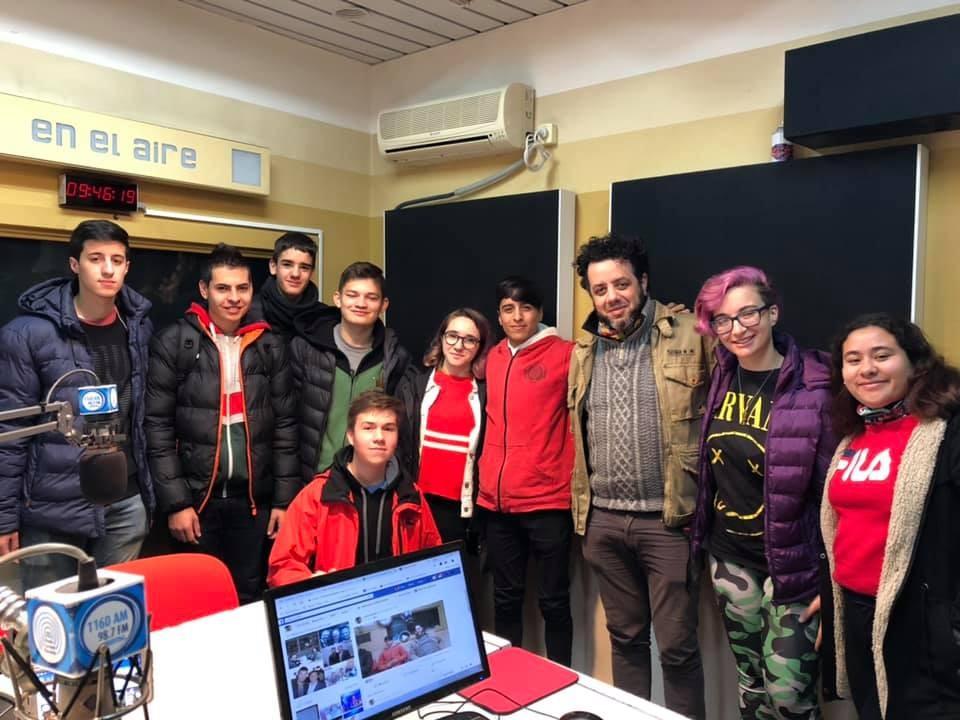 Estudiantes de la Escuela Industrial fueron distinguidos por un proyecto innovador