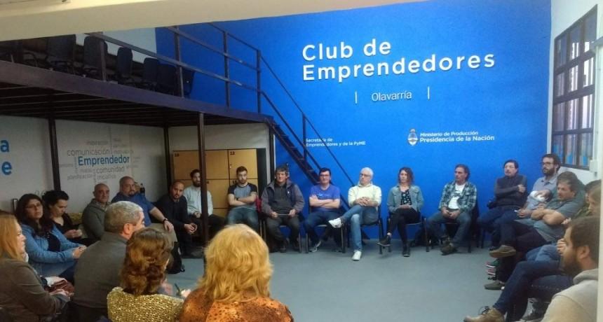 Nuevos talleres en el Club de Emprendedores