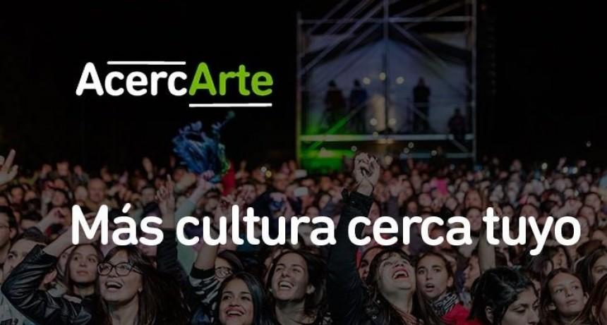 AcercArte este finde en Olavarría, la palabra de Alejandro Gómez, Ministro de Gestión cultural de la Pcia
