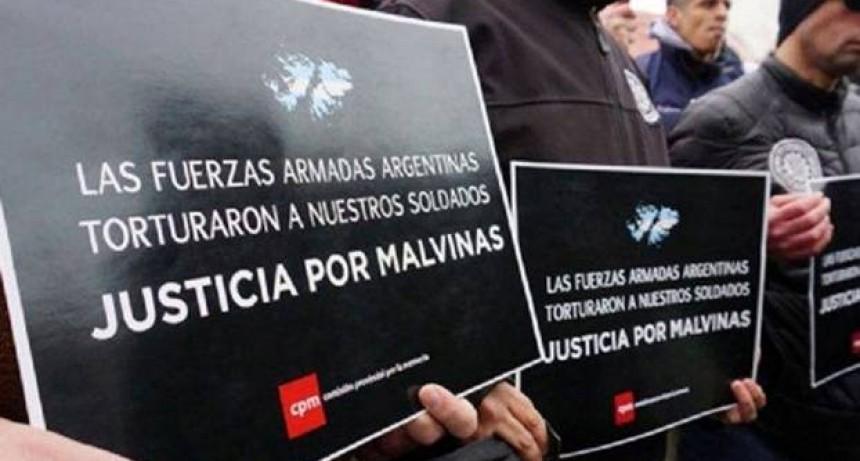 Causa Malvinas: 18 militares serán indagados por las torturas cometidas durante la guerra