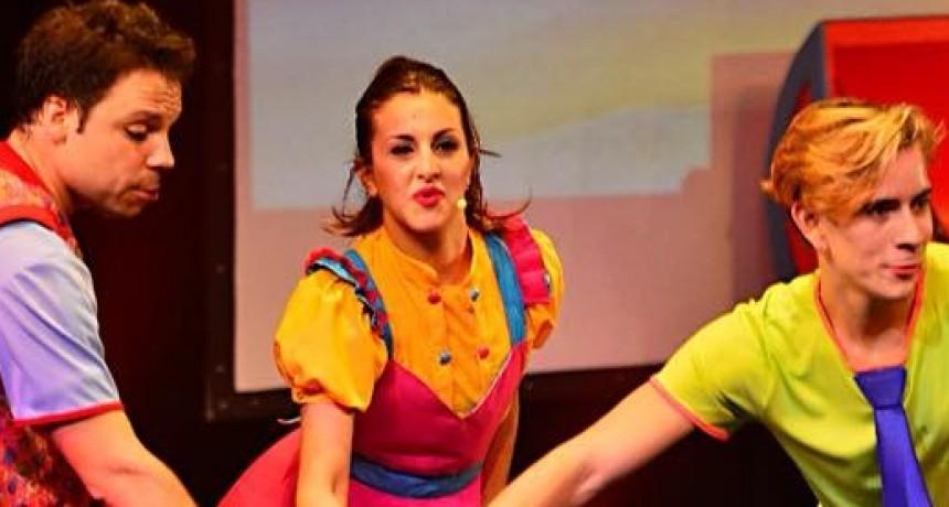 """Juanchi y la Súper Banda"""" en el Teatro Municipal"""