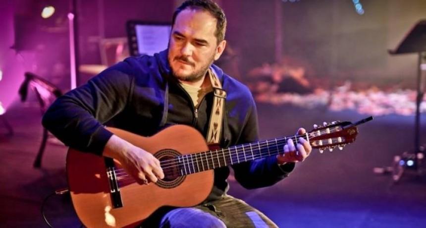 Ismael Serrano en Olavarría