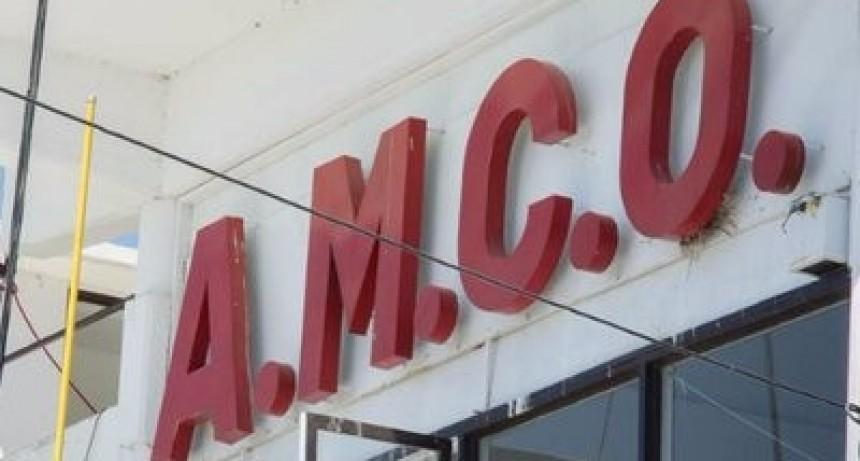 AMCO: continuará a cargo la actual comisión