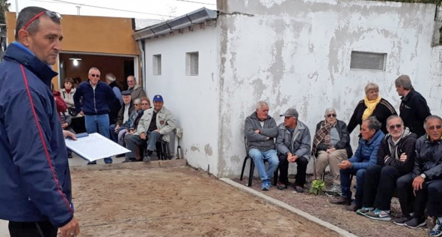 Juegos Bonaerenses: comenzó la etapa local para Adultos Mayores