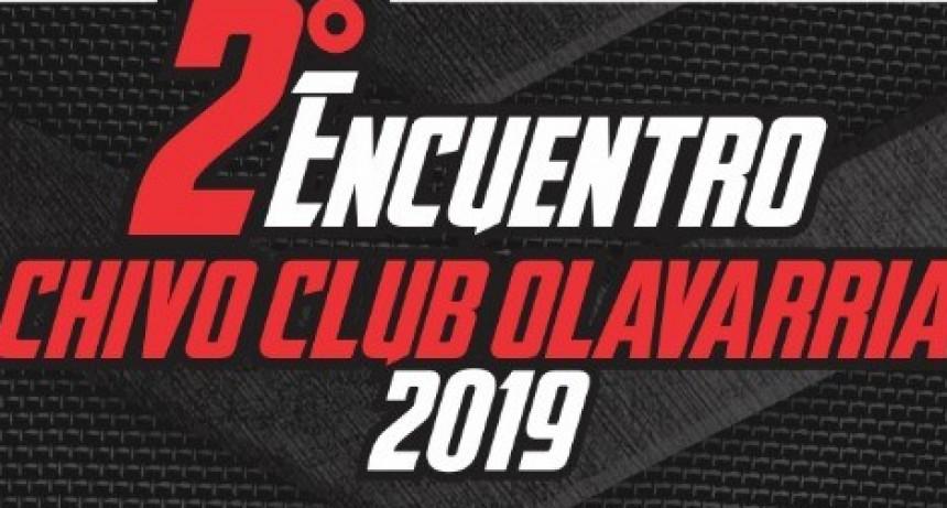 Segundo Encuentro Chivo Club Olavarría 2019