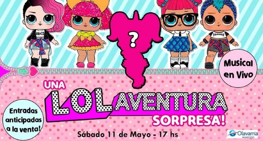 """""""LOL Aventura"""" en el teatro Municipal"""