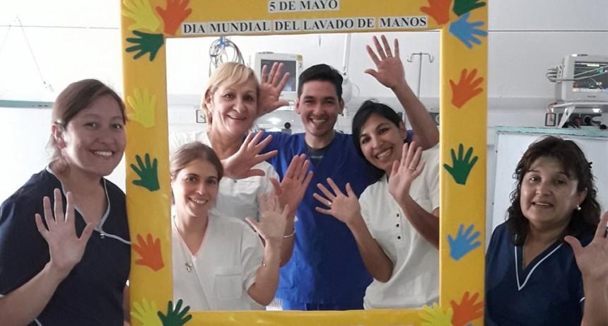 Campaña municipal por el Día Mundial del Lavado de Manos