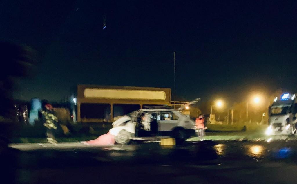 Fatal accidente en ruta 51 y Fortabat
