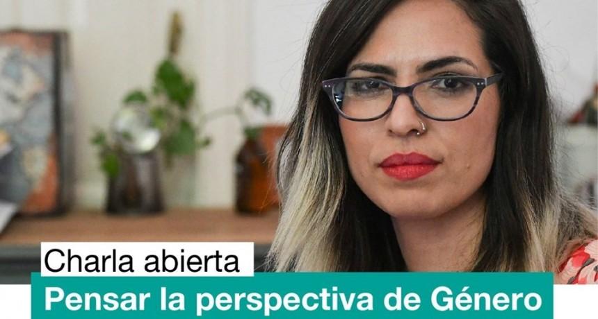 Charla sobre Perspectiva de Género organizada por C.A.L.I.S.