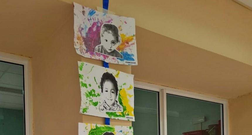 """Niños del Jardín Maternal """"Piruetas"""" compartieron una jornada con sus familias"""