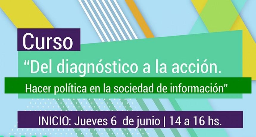 Curso 'Del diagnóstico a la acción. Hacer política en la sociedad de la información'