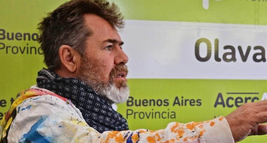 """La obra de Milo Lockett vuelve a Olavarría en un """"Dejá Vú"""""""