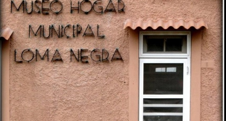 """Muestra """"90 Aniversario del club"""" en el Museo de Loma Negra"""