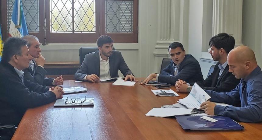 Camuzzi Gas inicia la renovación de la red del Barrio San Vicente